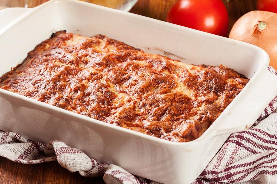 Ricetta cannelloni con carne e prosciutto