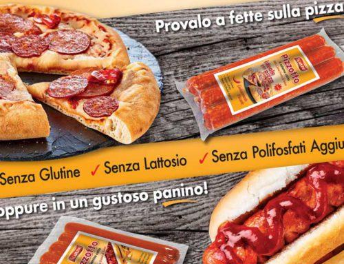 Pizzotto: il salame cotto, gustosamente piccante