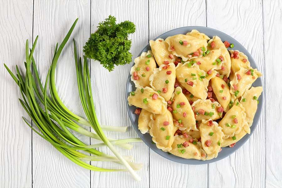 ricetta agnolotti patate prosciutto cotto
