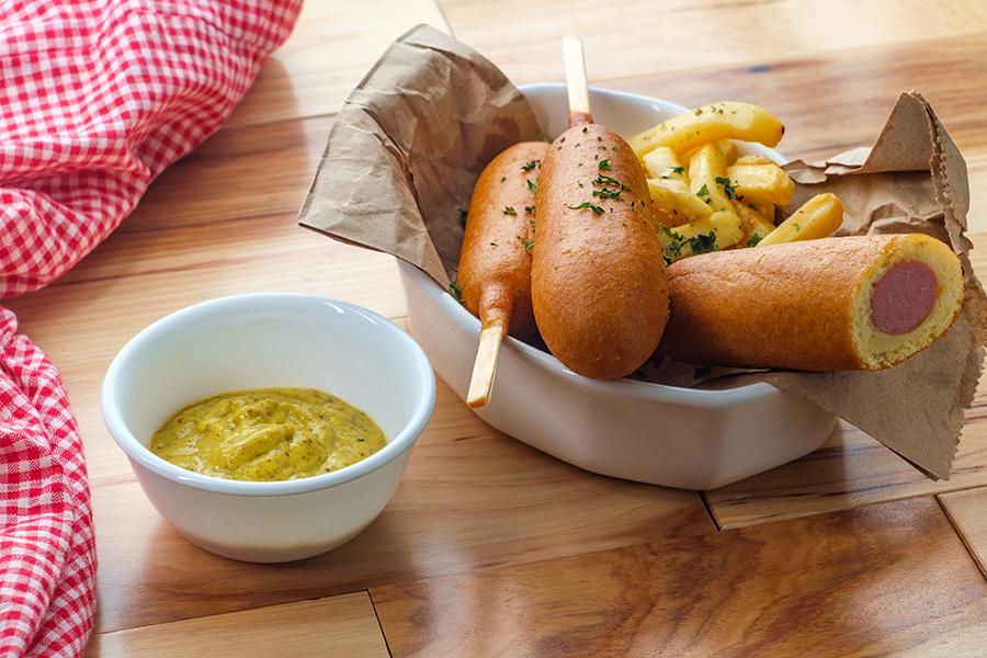 ricetta-scarlino-wurstel-corn-dog
